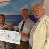 £1000 for The Cove Amenity Fund